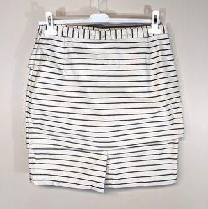 Reiss Skirts - Reiss Modern Draped Skirt